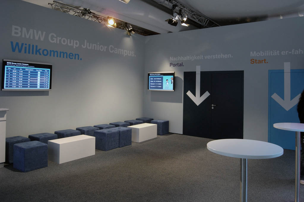 BMW Junior Campus Mobile