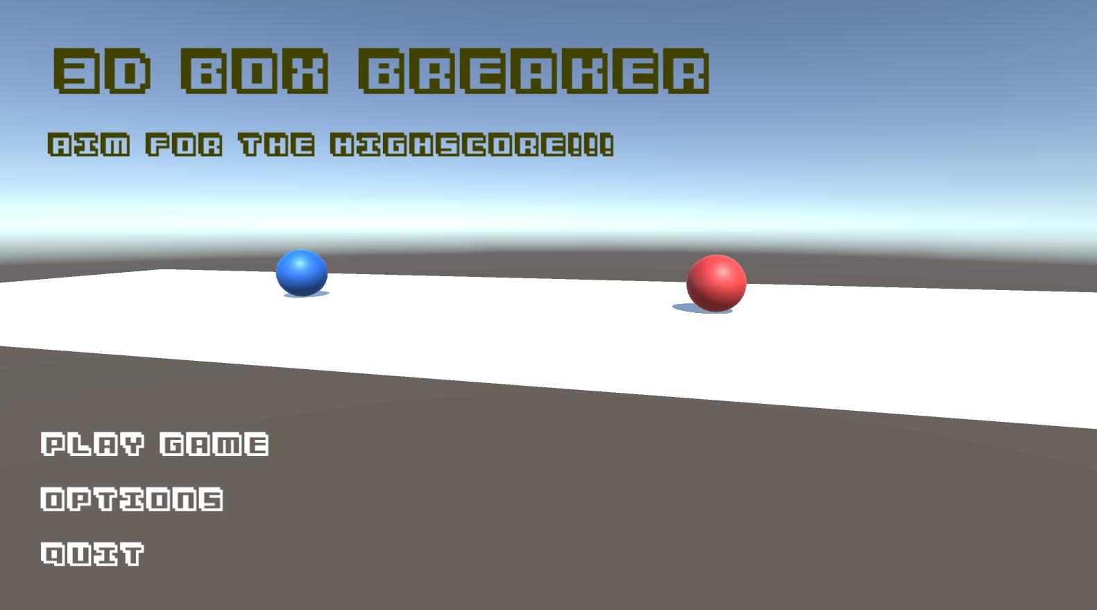 3D Box Breaker