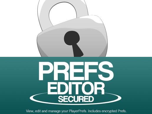 Prefs Editor