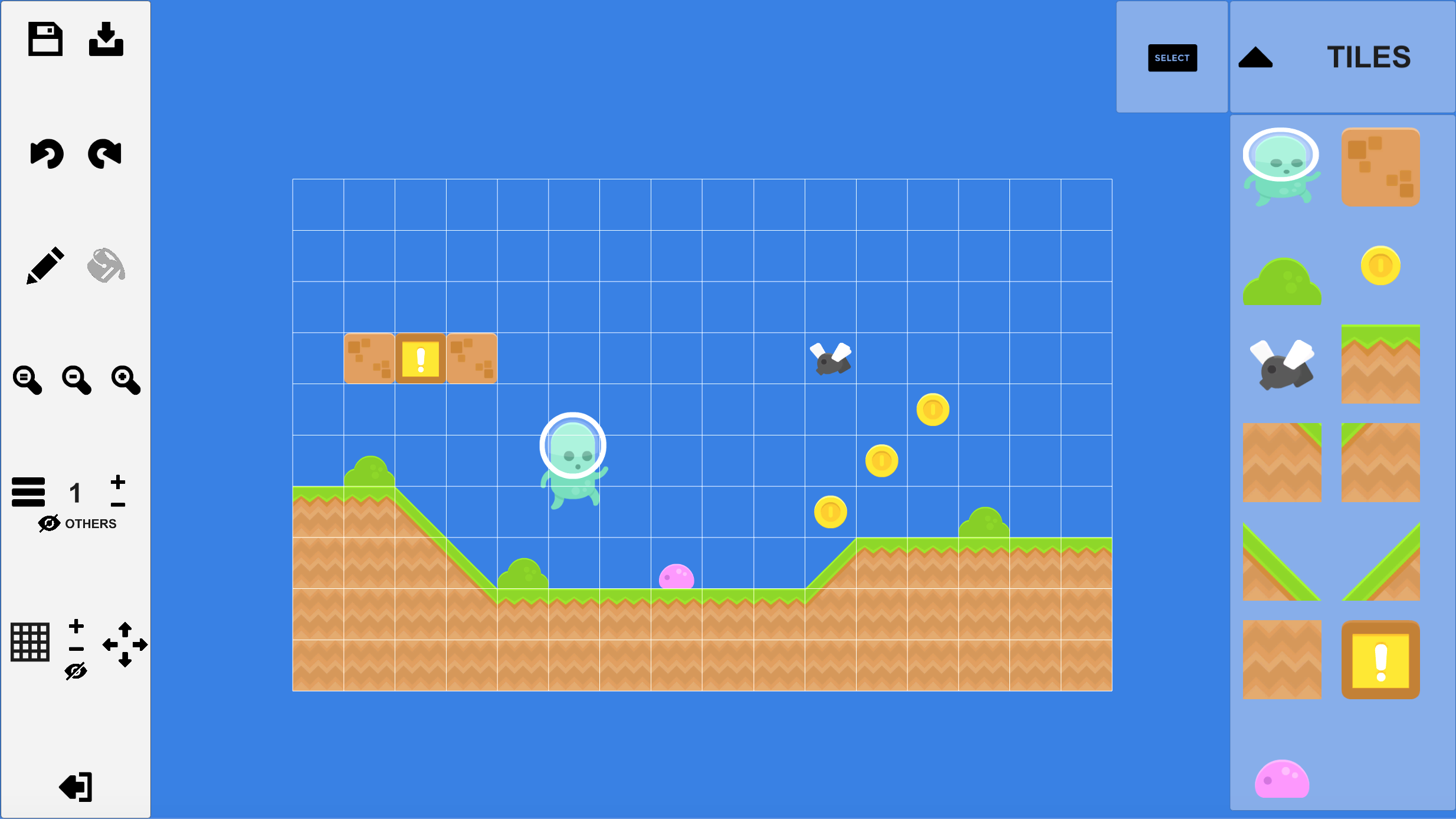 2D TILE MAP LEVEL EDITOR - Unity Connect