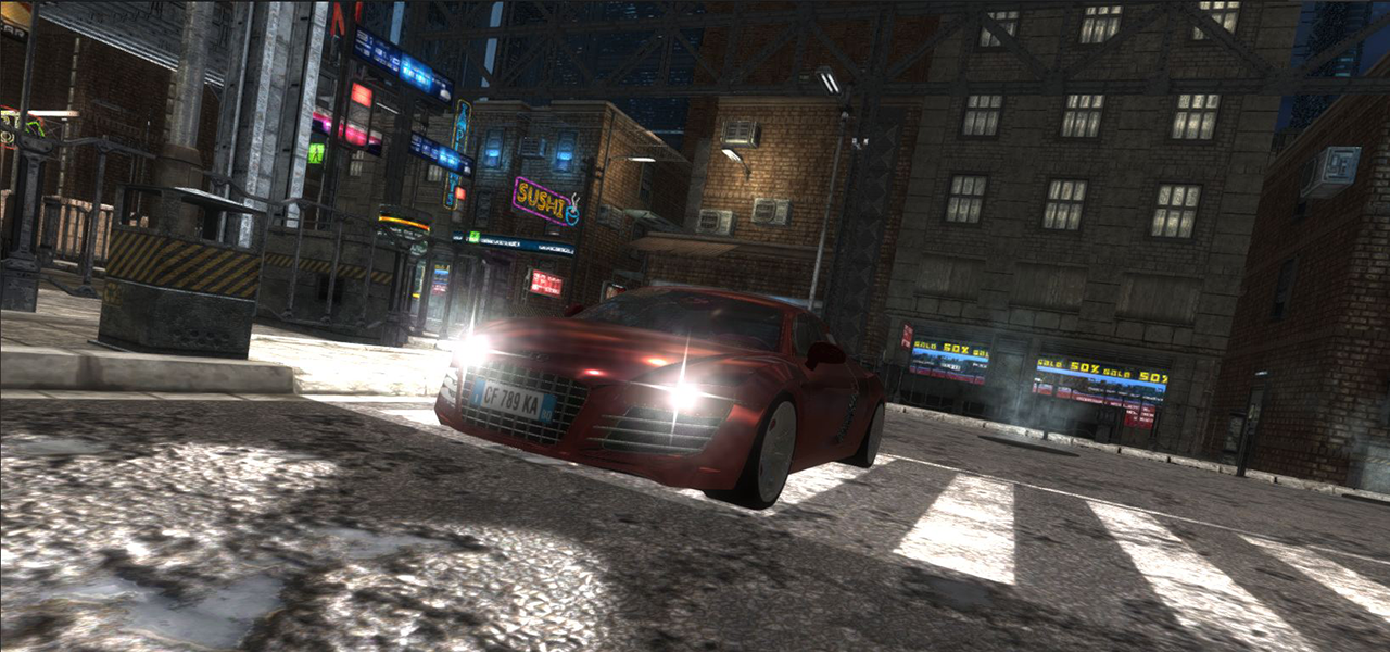 3D Racing