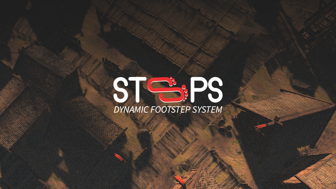 Dynamic Footstep System