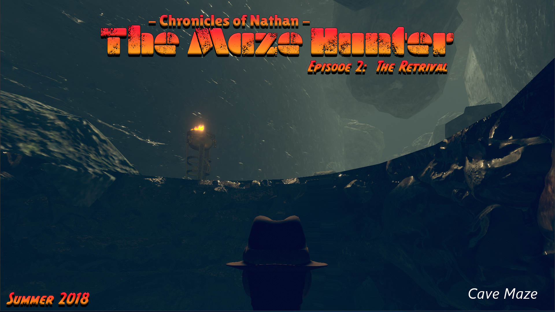 Chronicles of Nathan - The Maze Hunter