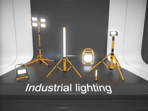 Industrial Lighting asset