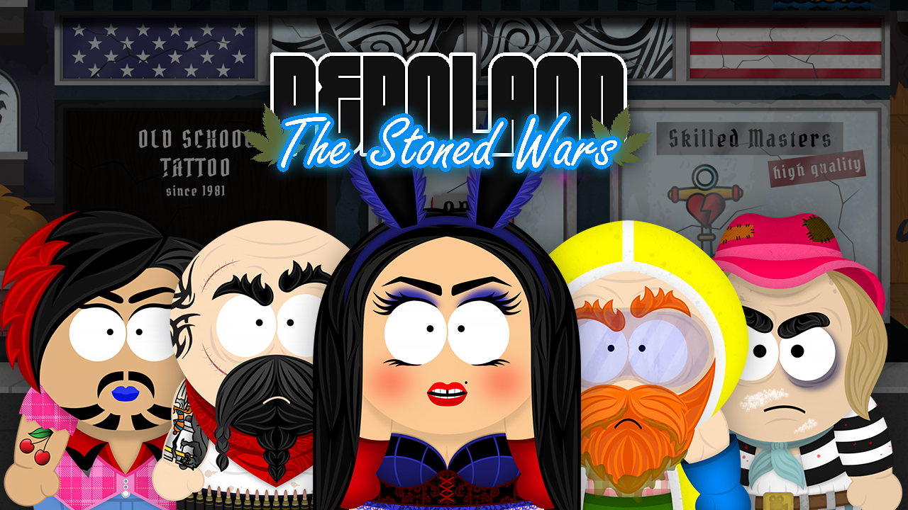 Pepoland: The Stoned Wars