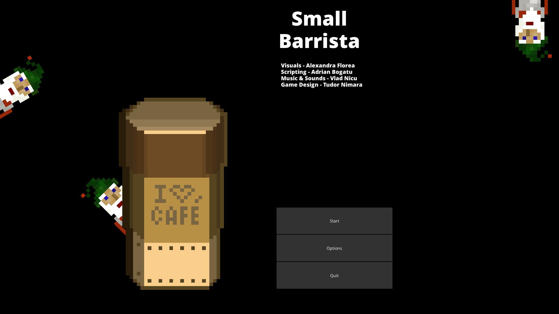 Small Barrista
