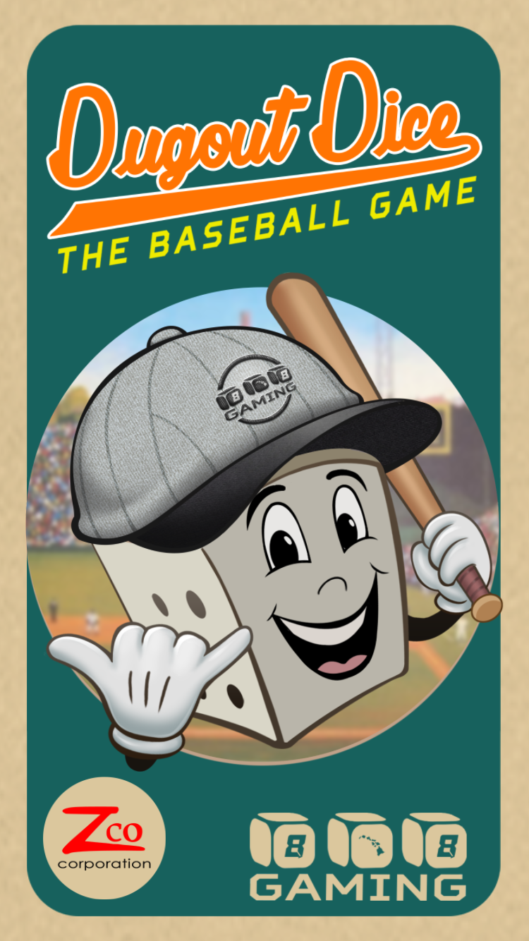Dugout Dice - The Baseball Game