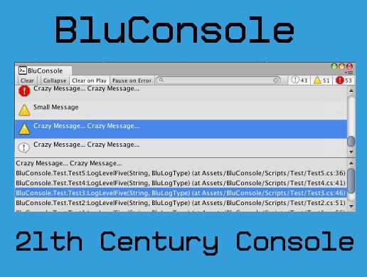 BluConsole