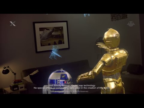 Magic Leap | News: Joining Forces with Lucasfilm