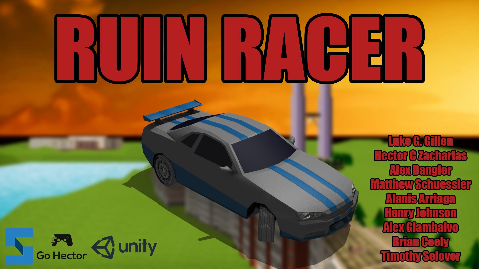 Ruin Racer