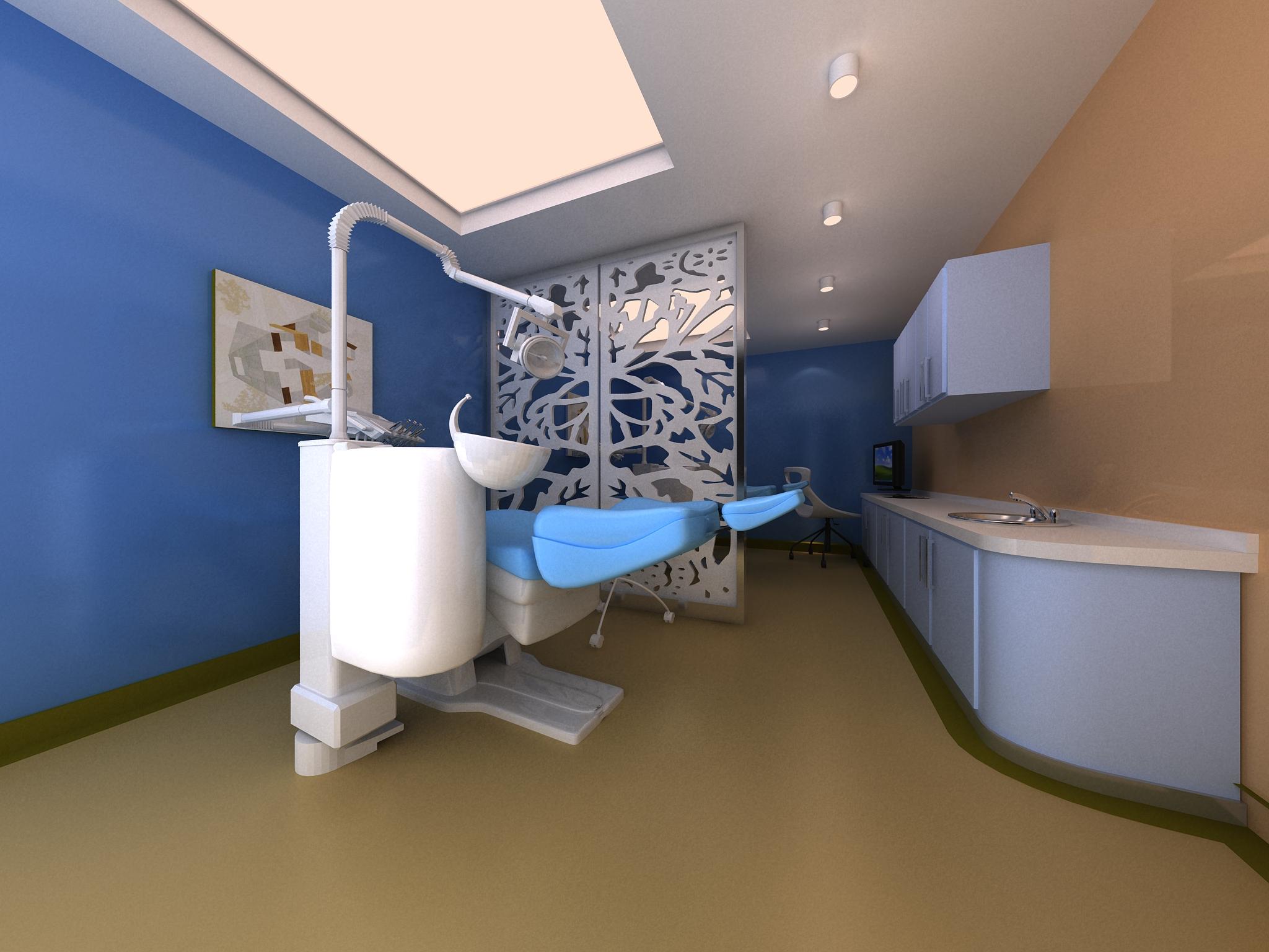 《力反馈虚拟智齿拔除手术训练系统》