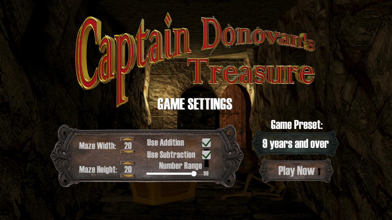 Captain Donovan's Treasure