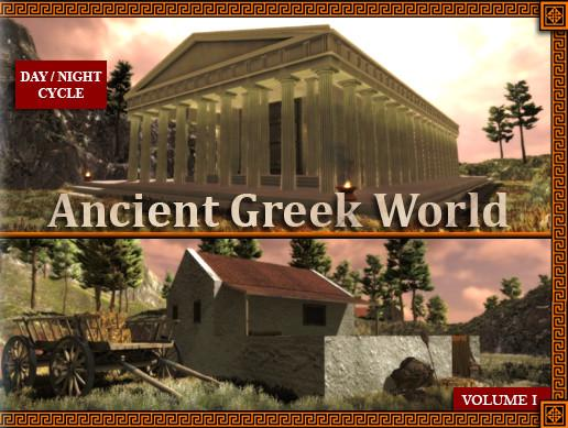 Ancient Greece Volume I