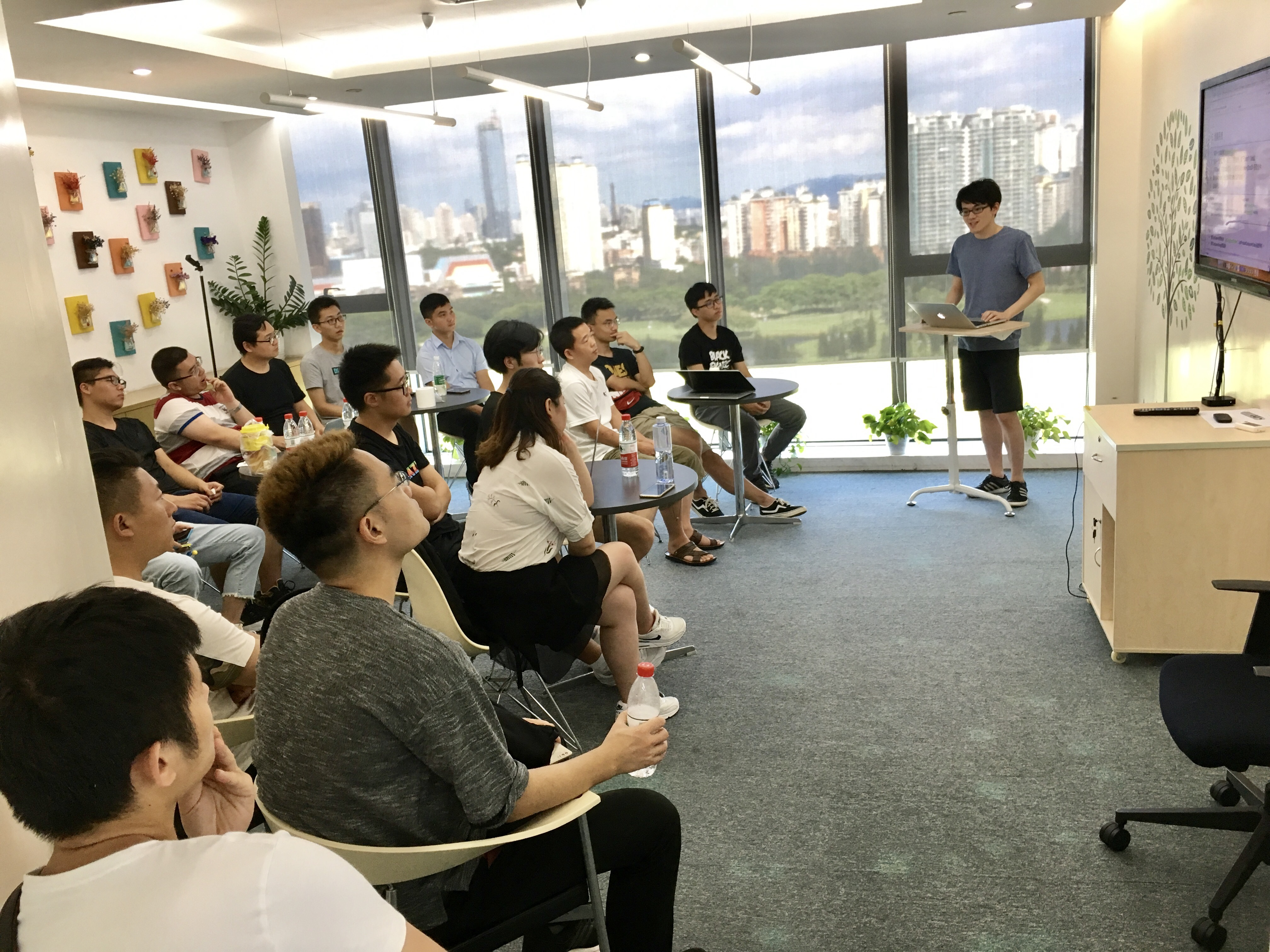UUG深圳站 7.29 技术分享