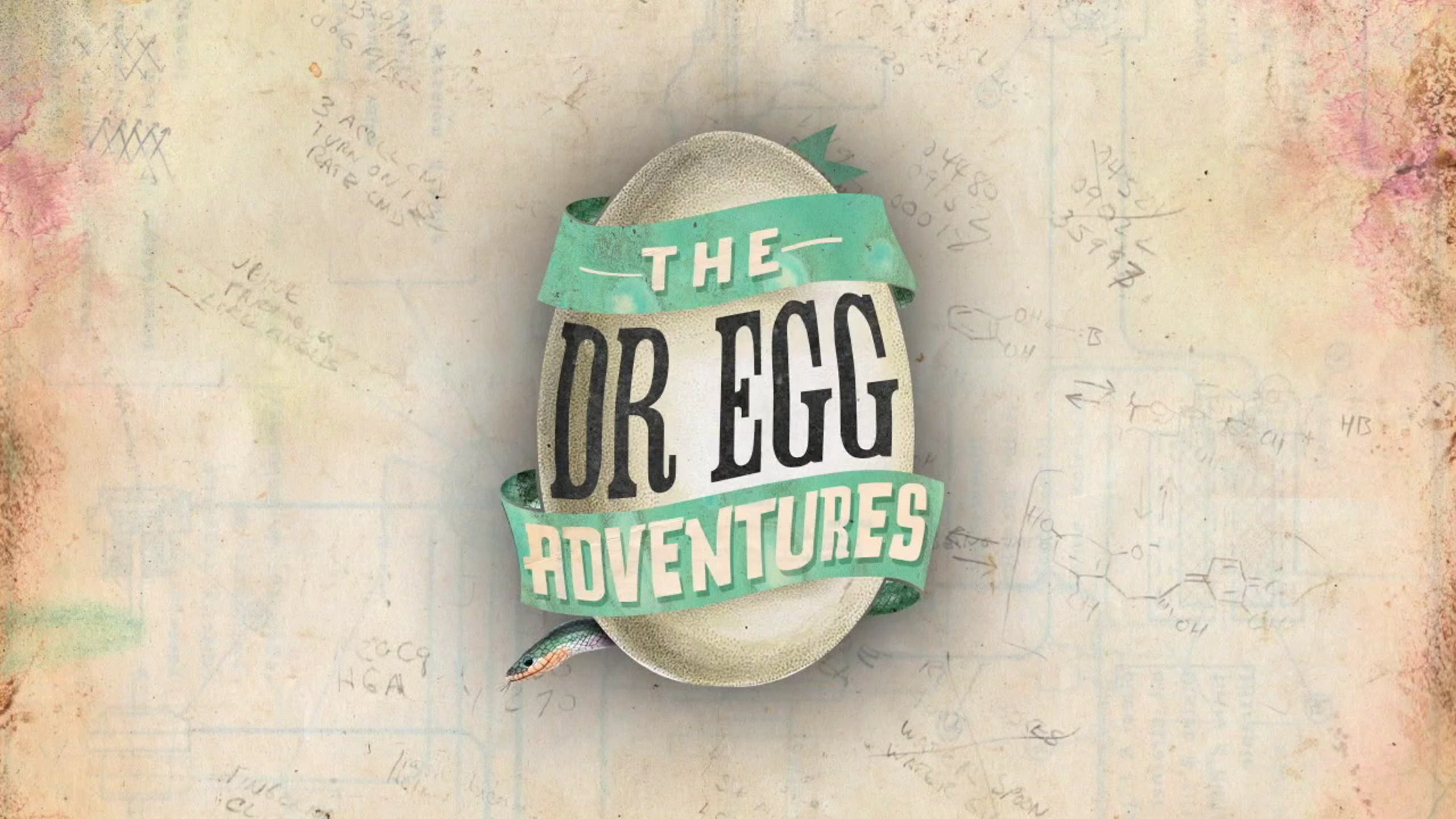 Dr. Egg Adventures Laboratory