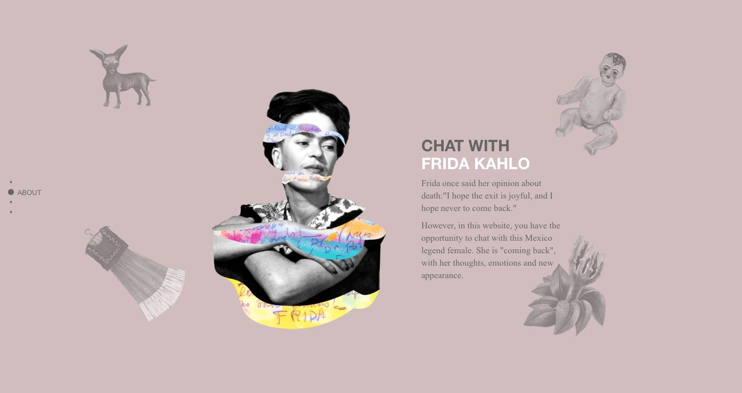 Chatbot Frida