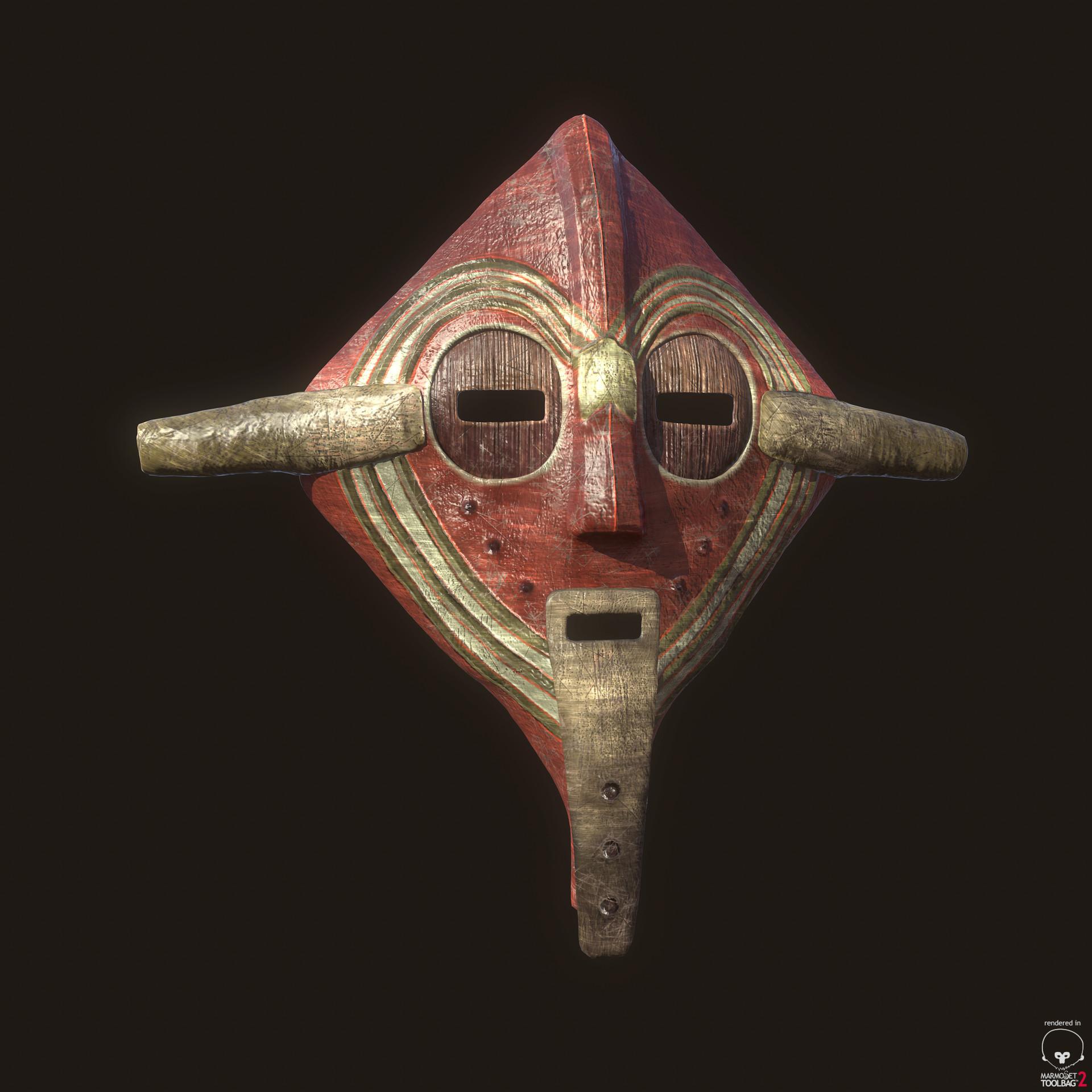 Mask Shaman