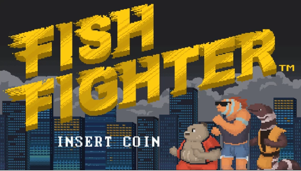 Fish Figther