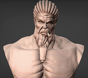 Character Bust