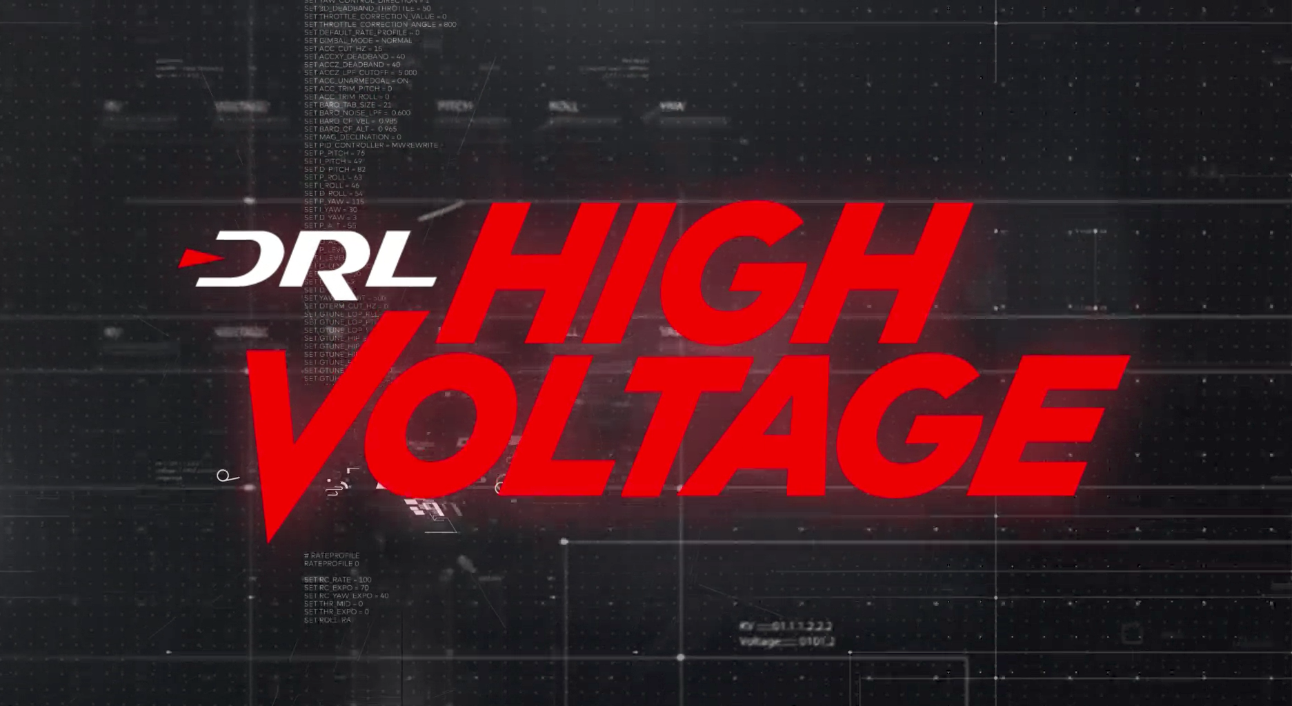 DRL Video Game
