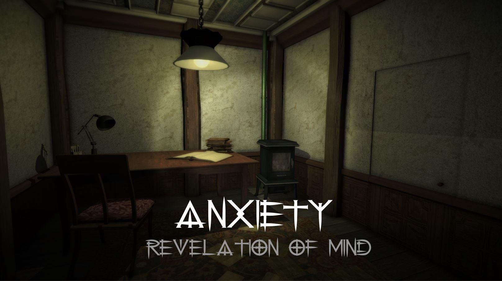 Anxiety: Revelation of Mind