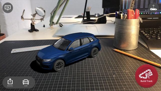 Audi Quattro Coaster