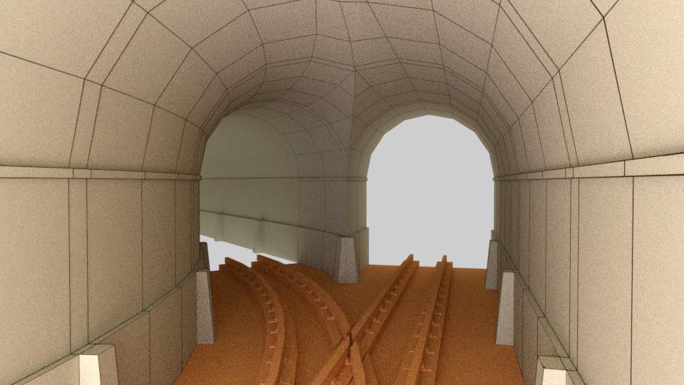 Modular subway tunnel system