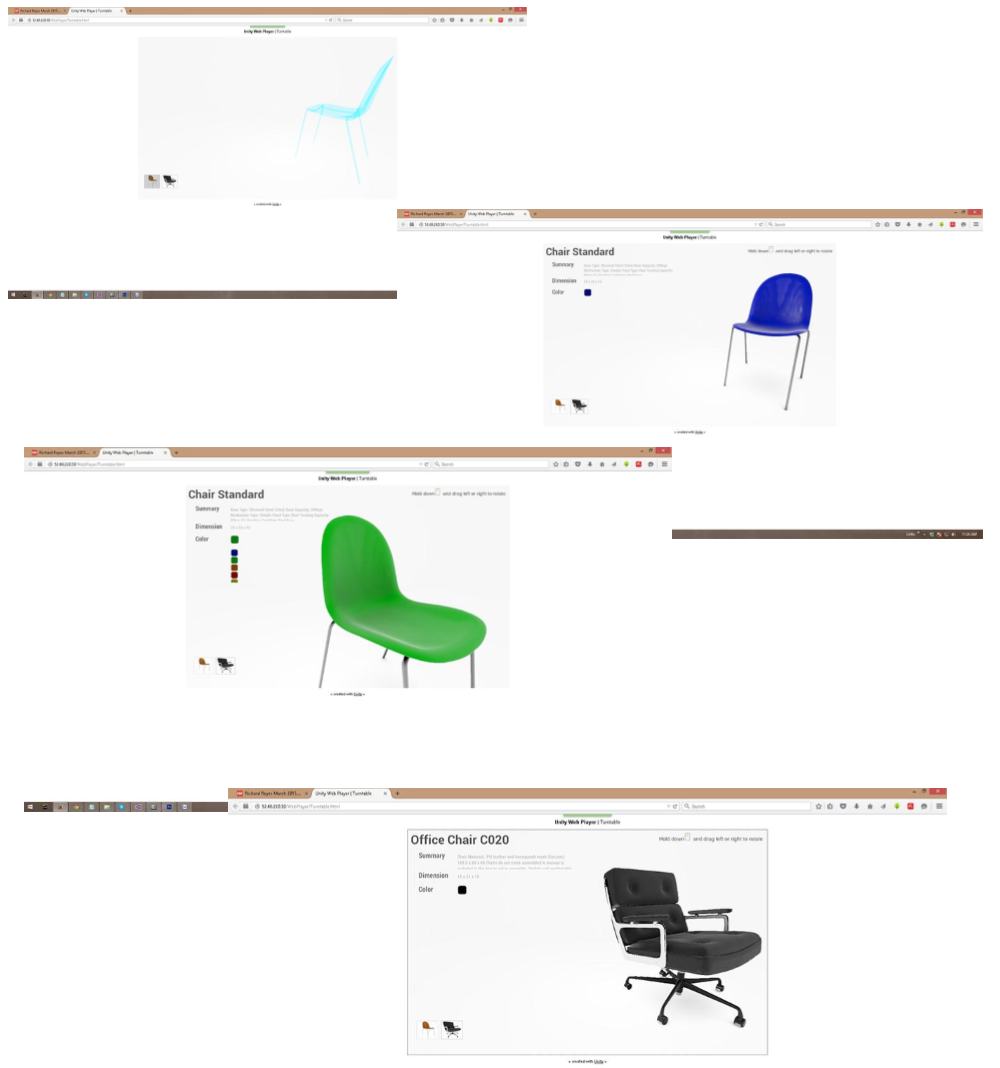 Turntable - Furniture Customization