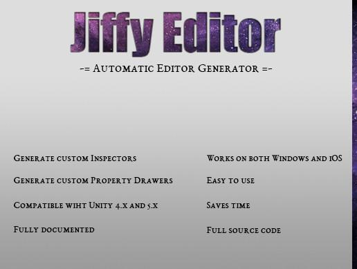 Jiffy Editor