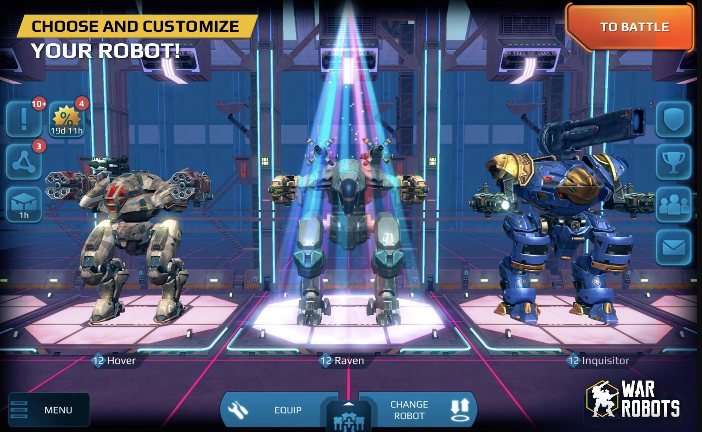 Ar Robots Multiplayer Battles 12 — Minutemanhealthdirect