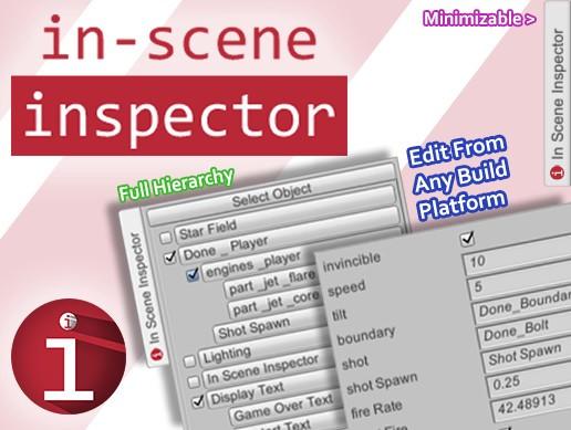In Scene Inspector