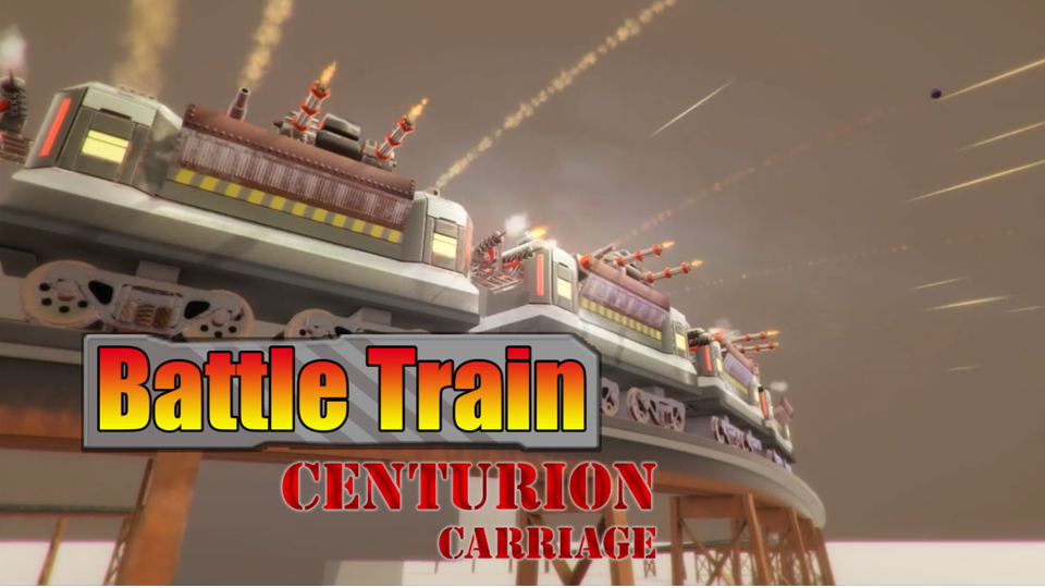 BattleTrain Centurion Carriage