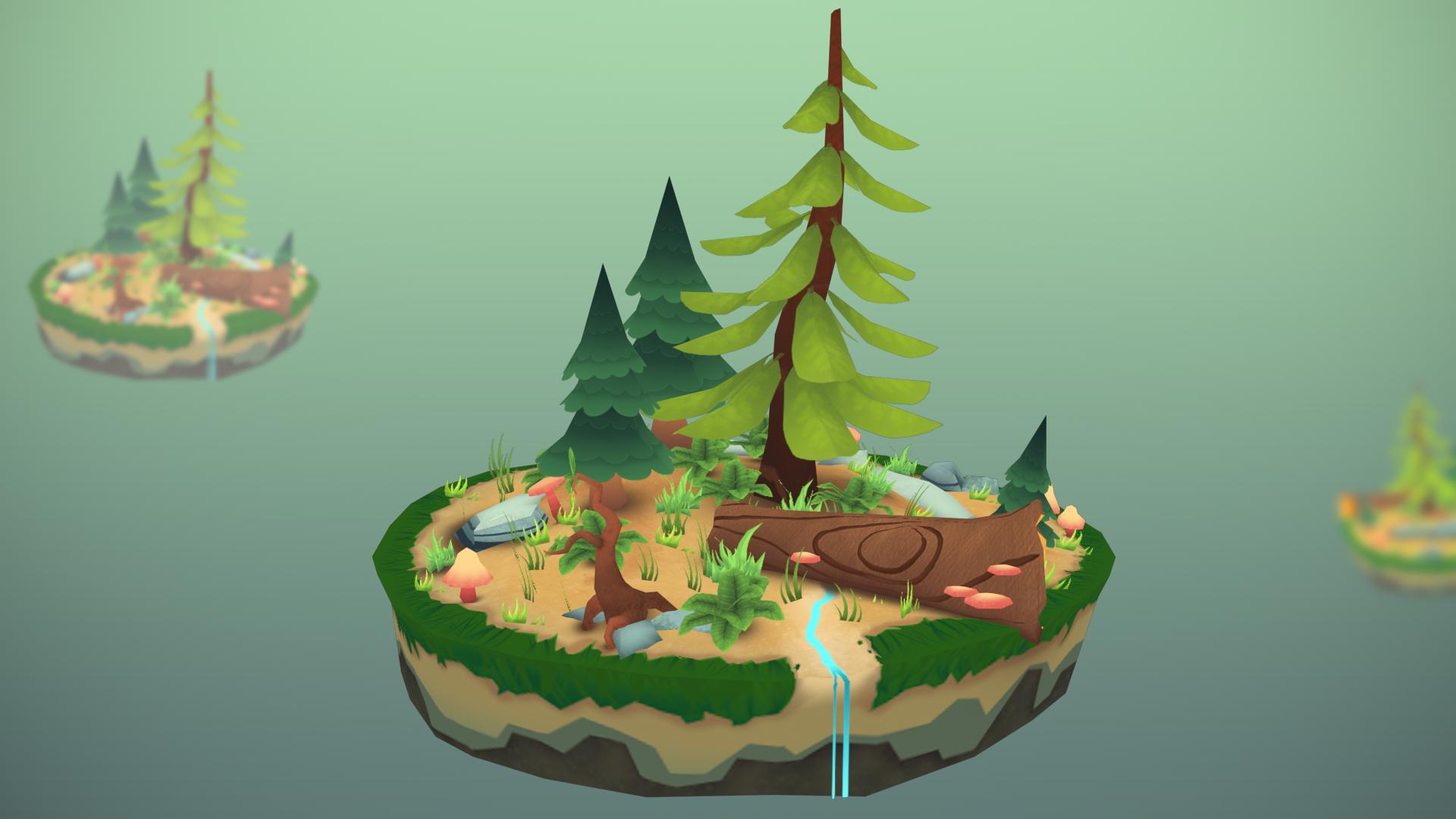 Forest Presentation
