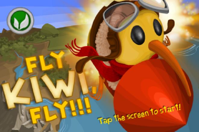 Fly KIWI, Fly!!!