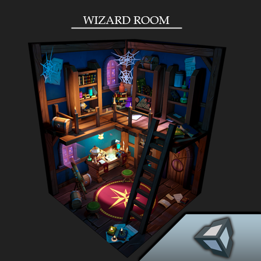 WIZARD ROOM