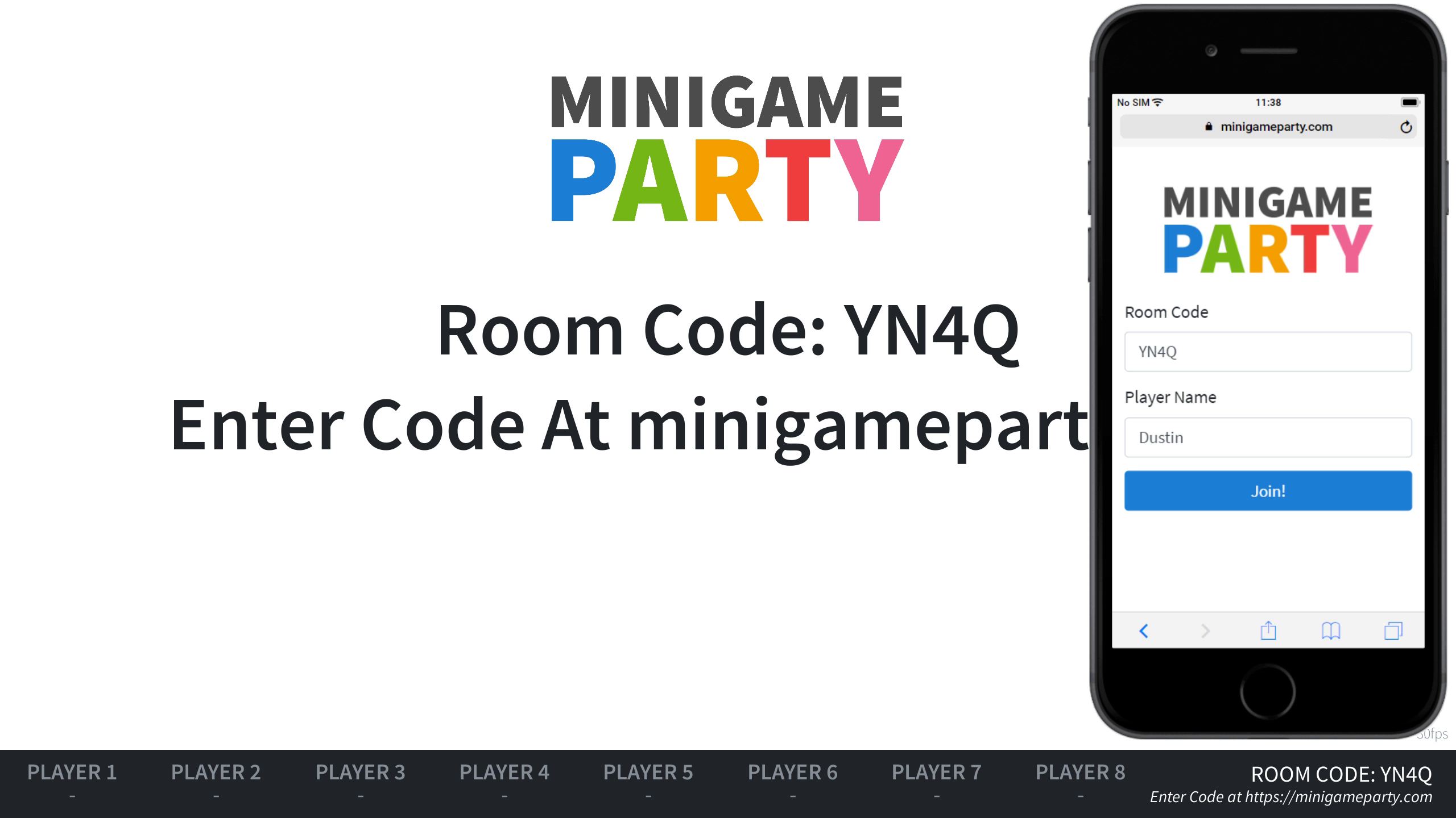 Minigame Party - Unity Connect
