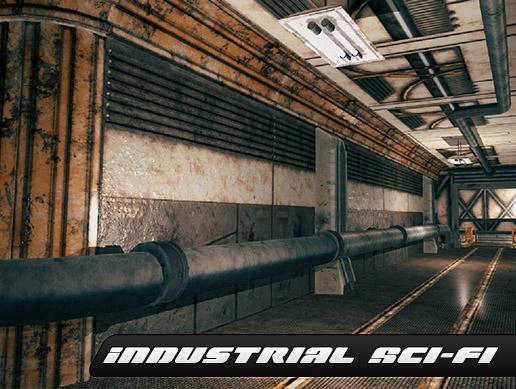 Industrial Sci-fi