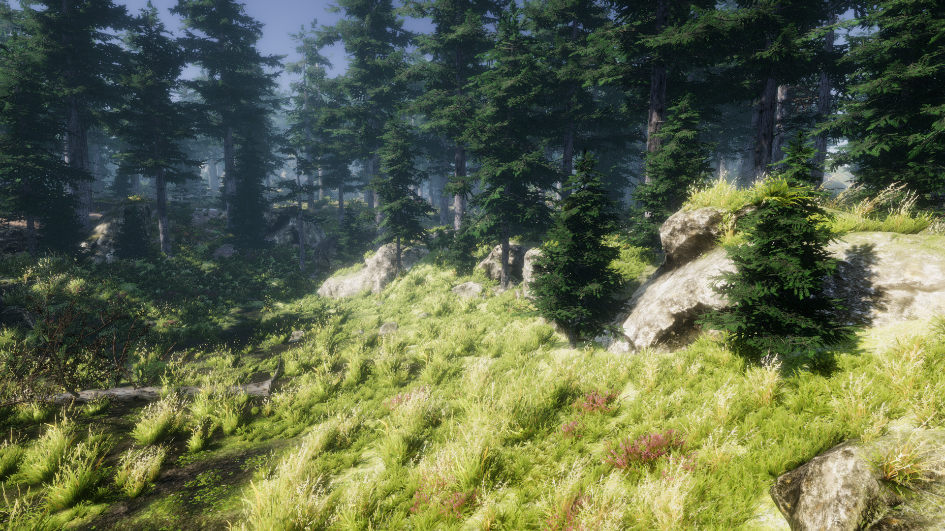 Mountain Tree Pack - Dynamic Nature