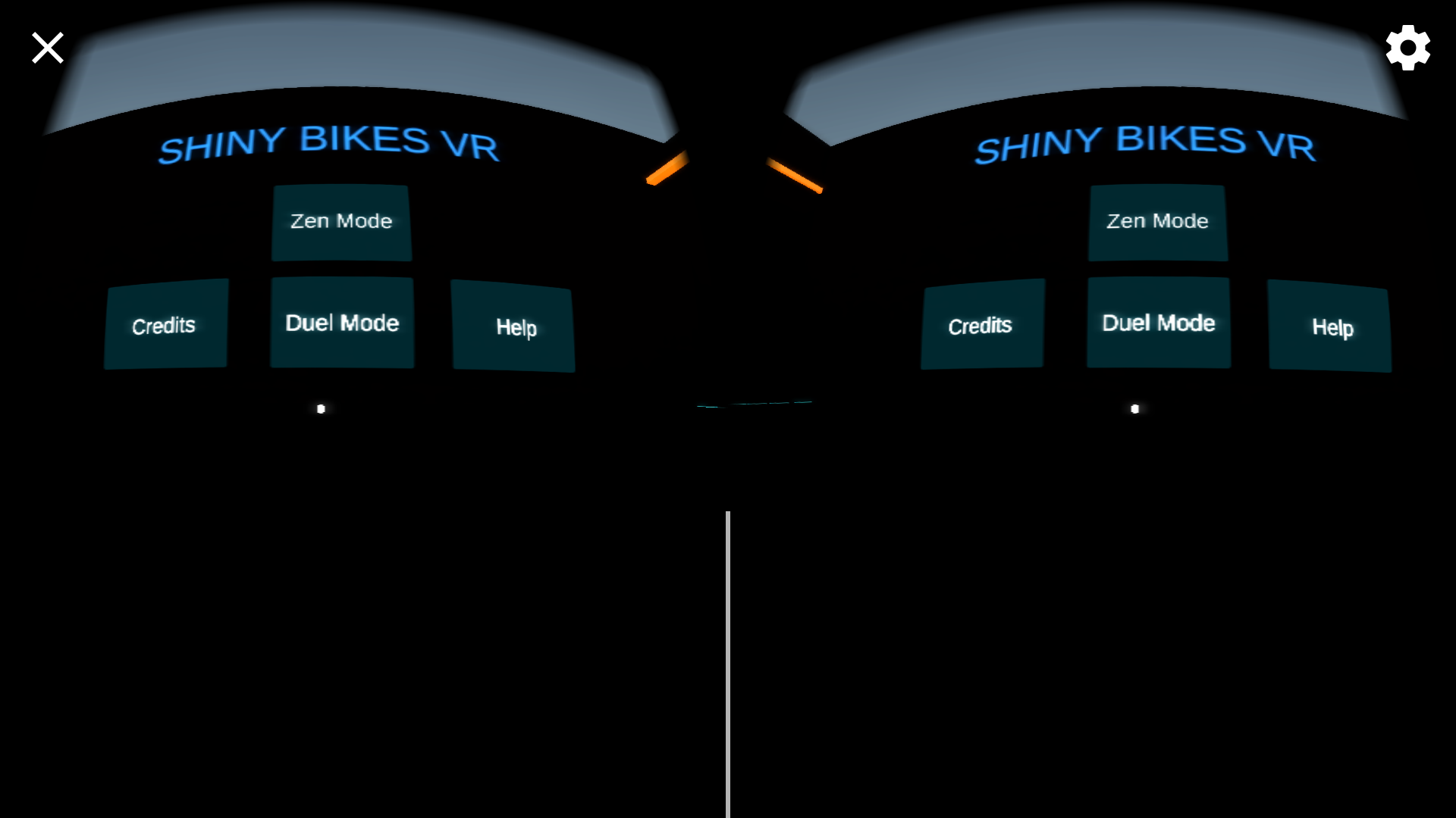 Tron for VR