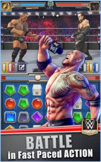 WWE : Champions