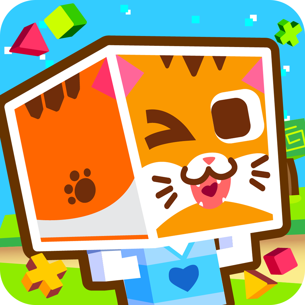 Shapey Heads Mobile game