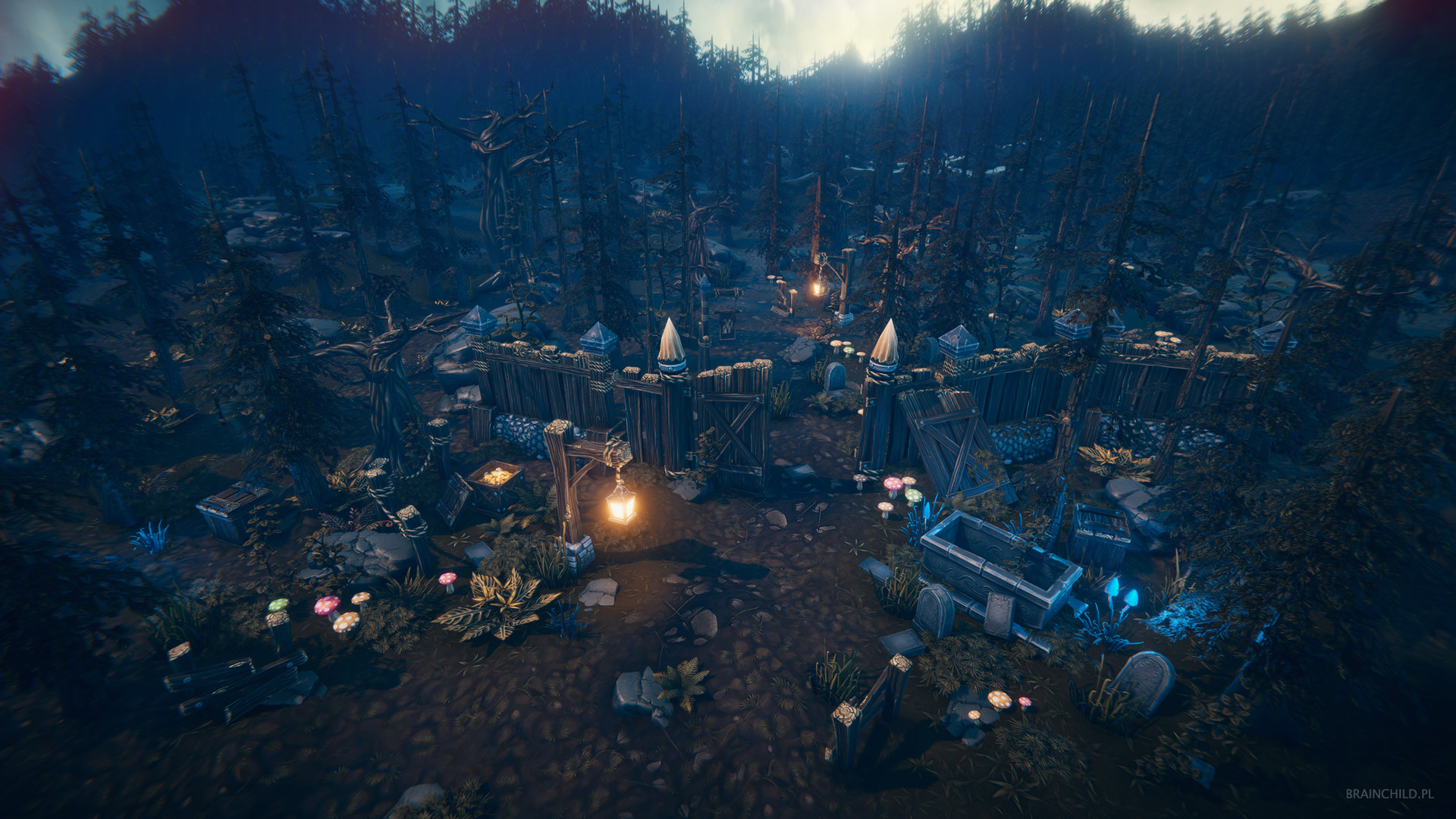 Low Poly models - RPG asset pack / Unity5 / Forbidden Forest