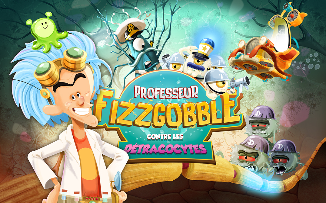 professeur Fizzgobble
