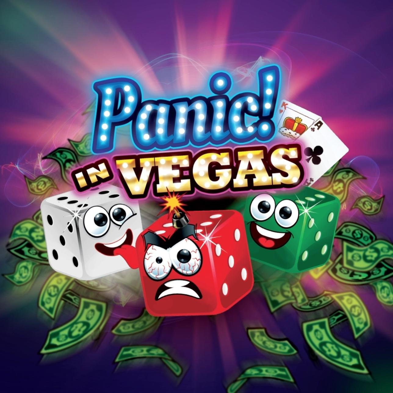 Panic! In Vegas (iOS, Android)