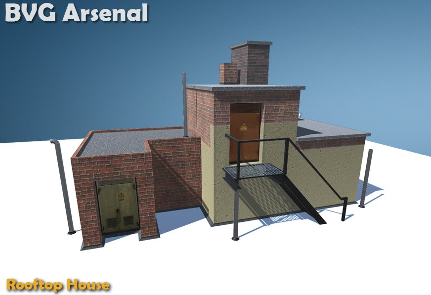 Rooftop House