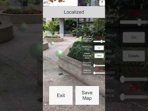 Augmented Reality Nagivation