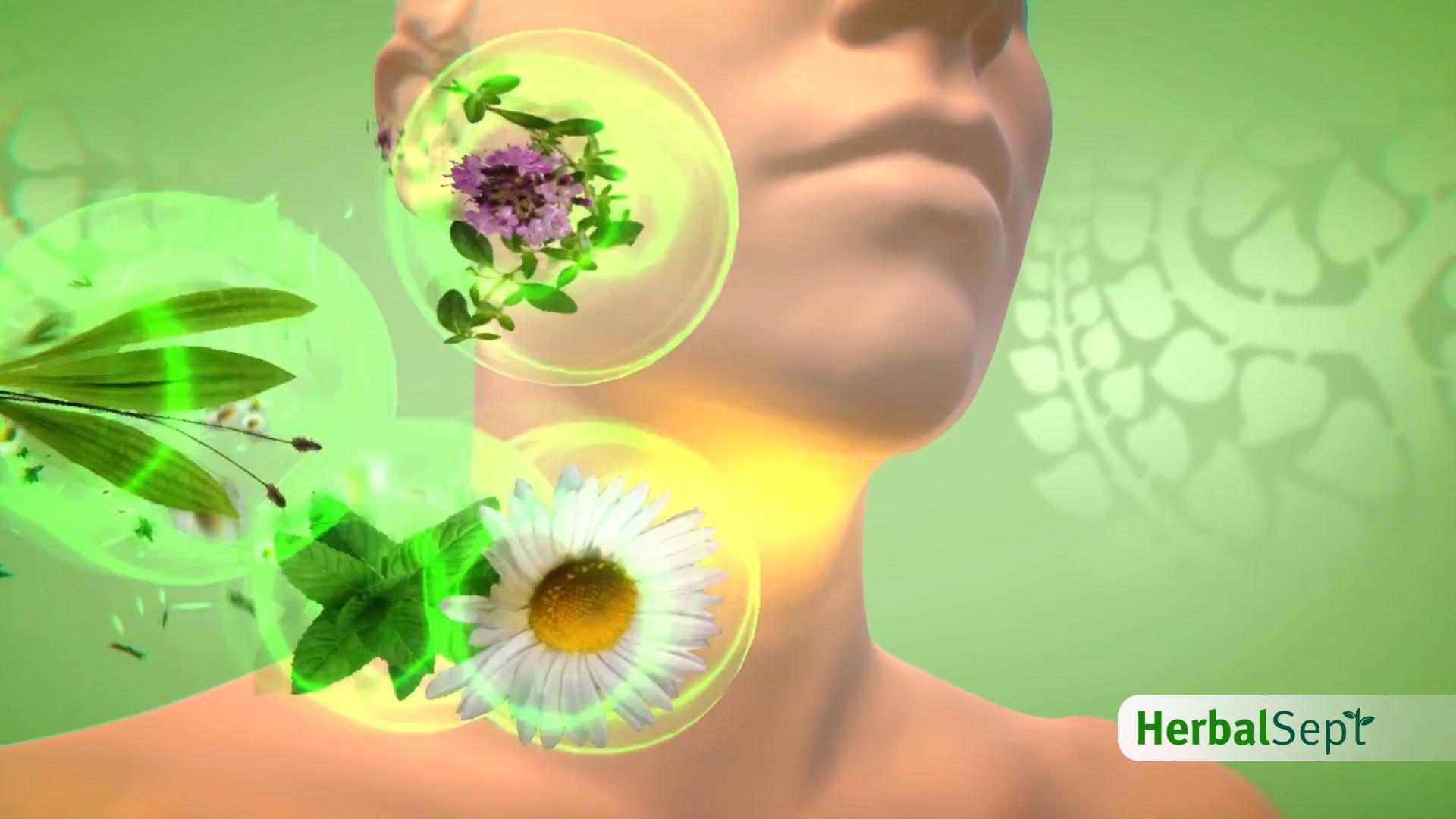 TV commercial HerbalSEPT