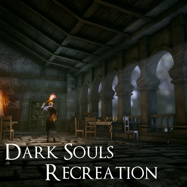 Dark Souls Environment Study