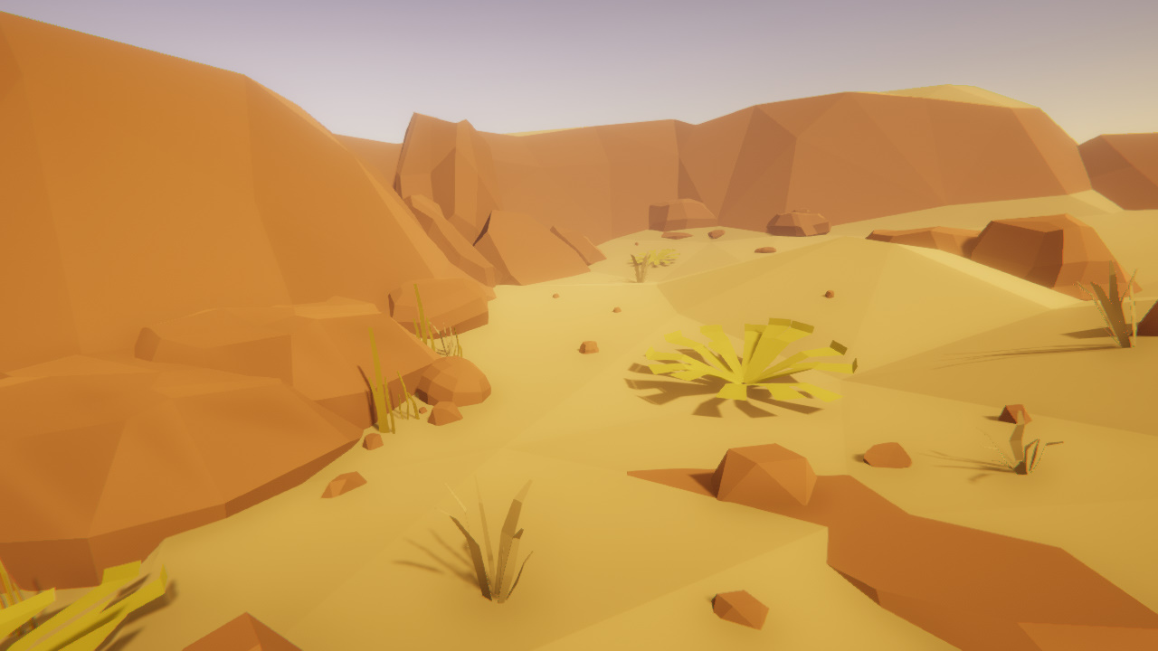 LowPoly Environment Pack
