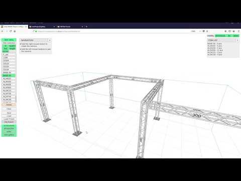 3D configurator template